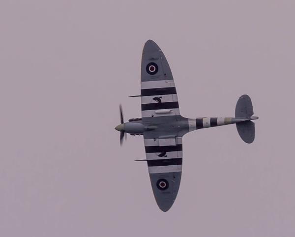Spitfire by Gordonsimpson