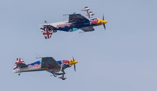 Red Bull Matadors by Gordonsimpson