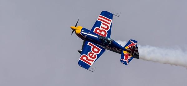 Red Bull Matador by Gordonsimpson