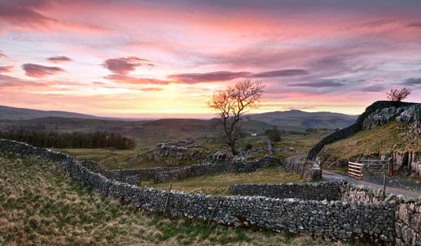 Sunset at Winskill by YorkshireSam