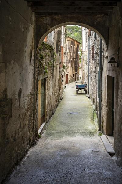 Narrow Street of Skradin by Archangel72