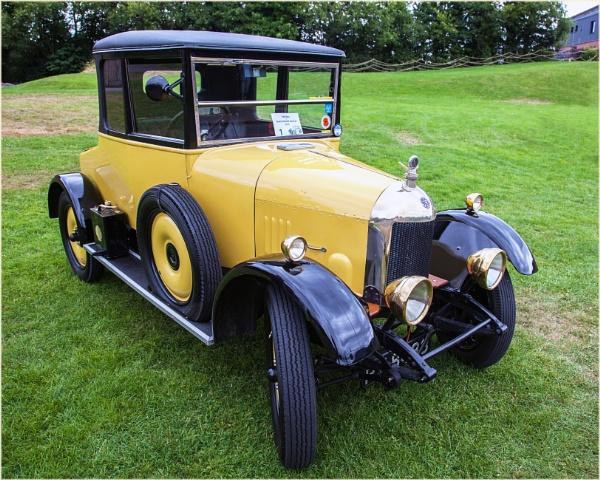 1926 Morris Cowley \'Bullnose\' Tourer by DicksPics