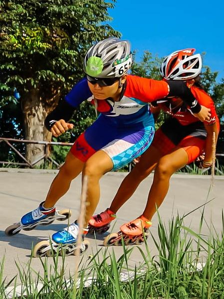 Roller skate. by WimpyIskandar