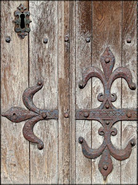 Old Door by Philip_H