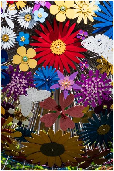 Floral Sculpture by capto