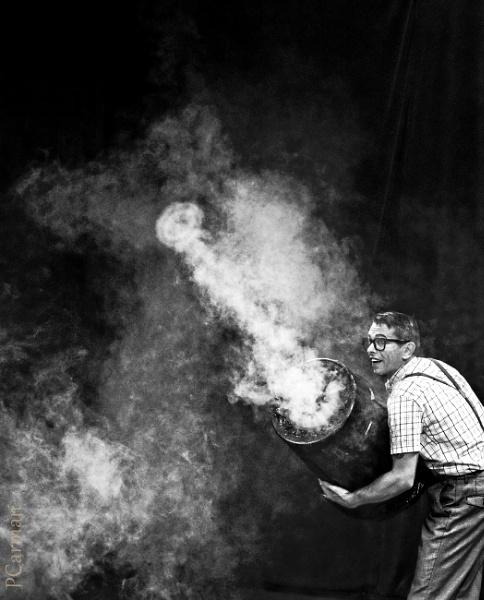 Smoke ring by PCarman