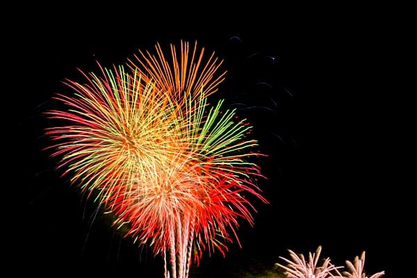 fireworks by arnieg