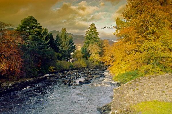 autumn colour by arnieg