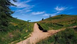 Bonaly To Balerno : (4)  Where Paths Meet