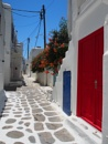 Mykonos Alley by conrad