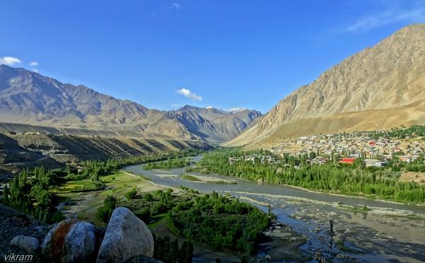Kargil Town 2 by Bantu