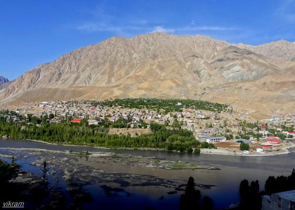 kargil Town 3 by Bantu