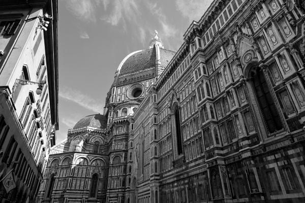 Duomo - North Facade by NevJB