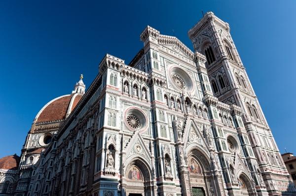 Duomo - West Facade by NevJB