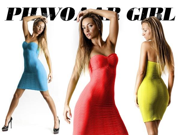 Yellow Dress by Bogwoppett