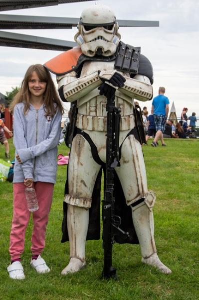 keara meets a storm trooper by wrighty76