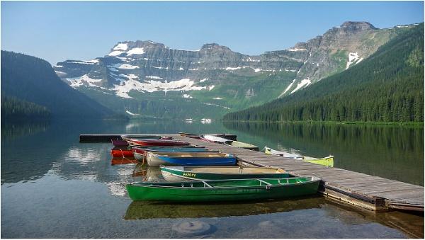Cameron Lake by Leedslass1