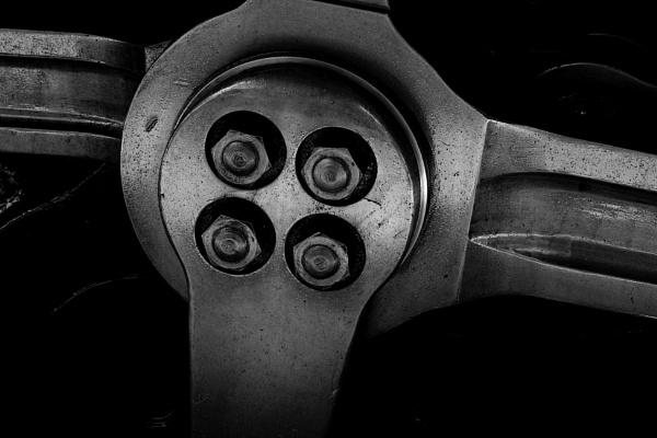 Steam Engine detail by Mrpepperman