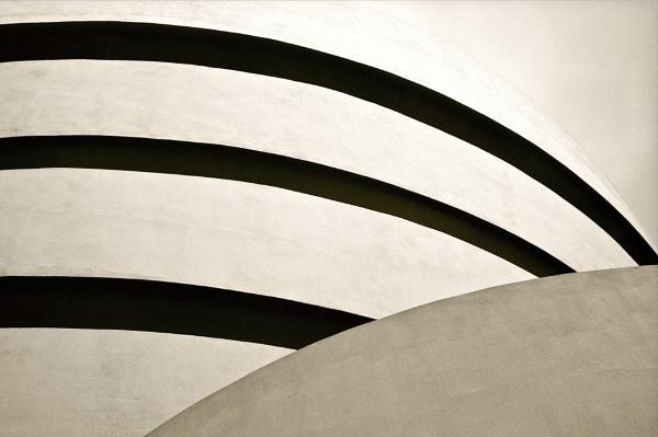 Guggenheim Exterior New York by Mrpepperman