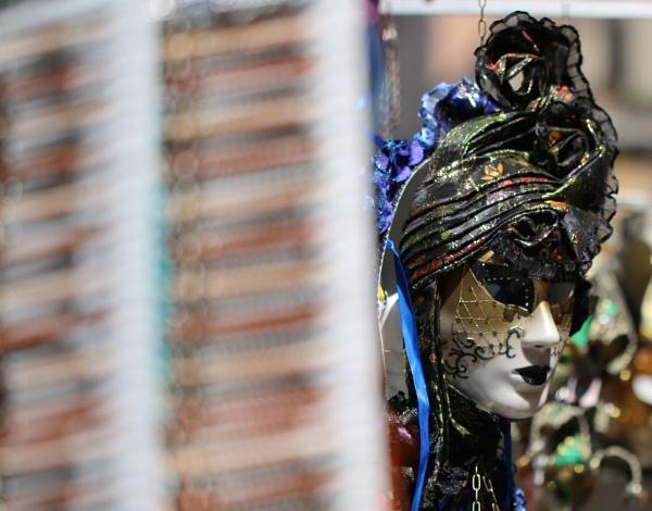 Venice Mask Colour by Mrpepperman
