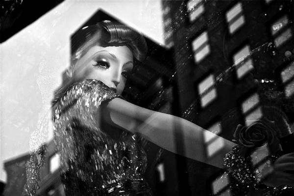 New York Manekin by Mrpepperman