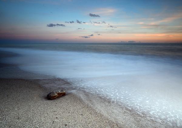 Palinuro Beach. by ddunn