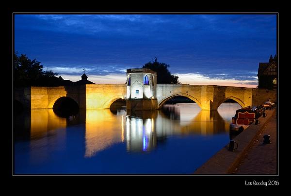 St Ives Chapel Bridge c1426 by lesgoodey