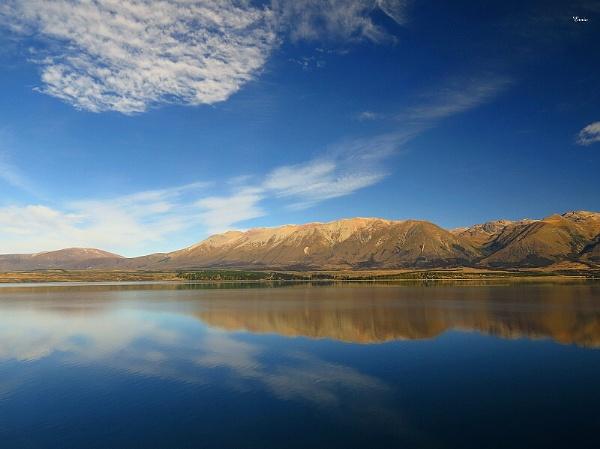 Lake Ohau 10 by DevilsAdvocate