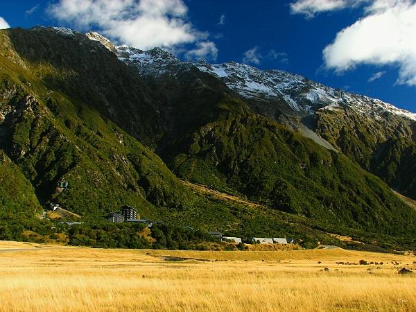 Mt Cook Village 2 by DevilsAdvocate