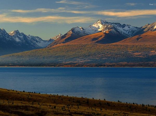 Lake Pukaki 32 by DevilsAdvocate