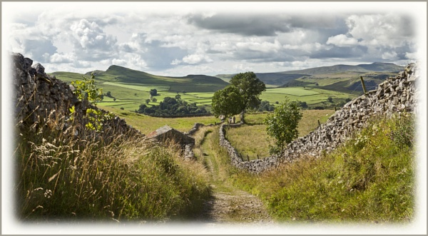 Walking in the Dales by YorkshireSam