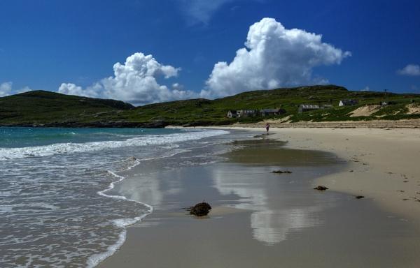 Huisinish Shoreline by Irishkate