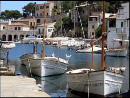 Cala Figuera, Majorca