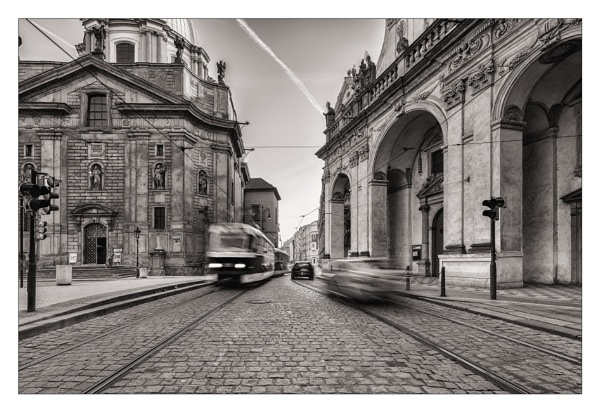 The Streets Of Prague by Philpot
