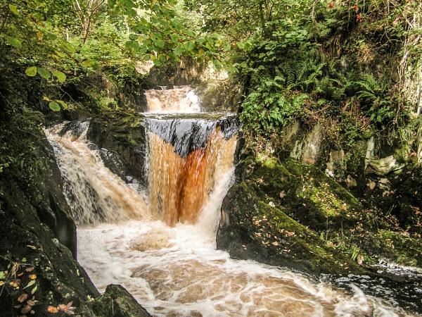 ingleton falls 2 by arnieg