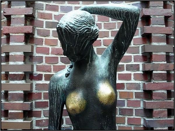 little nude girl by FabioKeiner