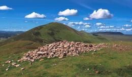 Bonaly To Balerno : (8)  Carnethy Hill