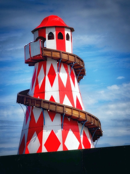 Helter Skelter by victorburnside