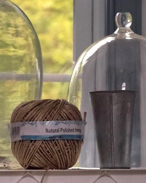 Natural Polished Hemp by taggart