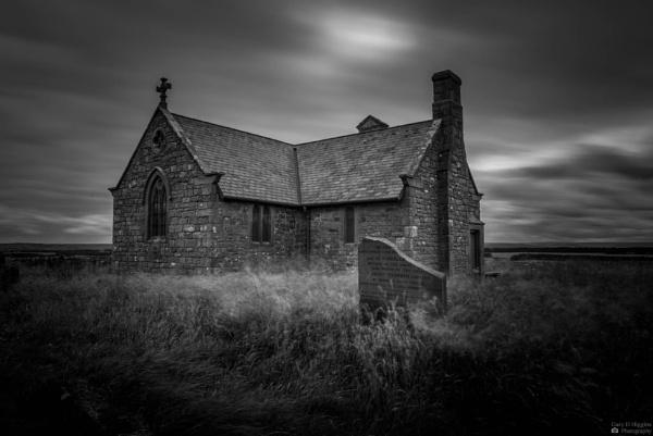 Abandoned Church by GaryDHiggins