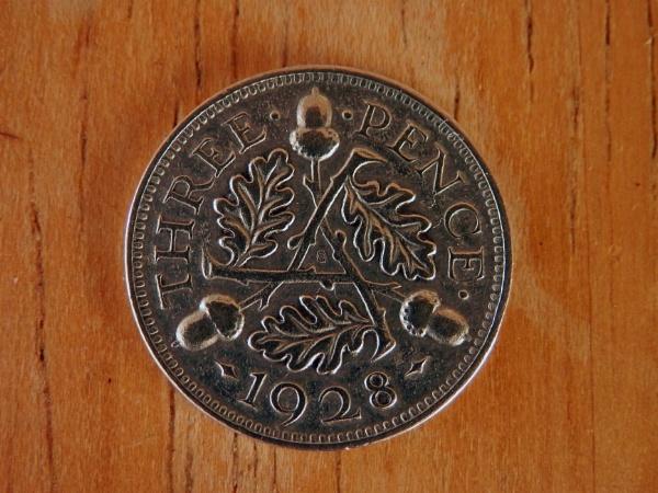 Half a Sixpence by Cephus