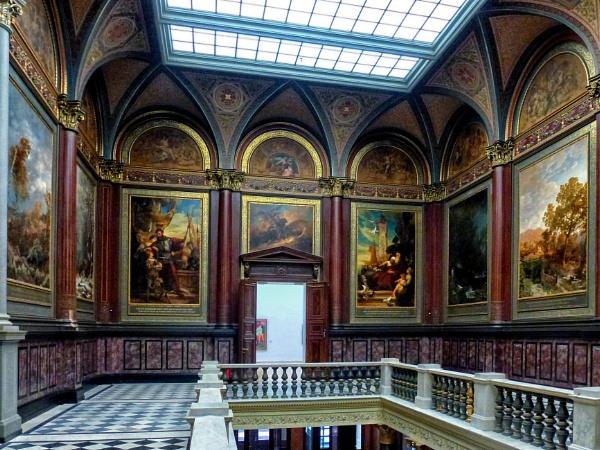 Kuntshalle Art Museum Hamburg by Owdman