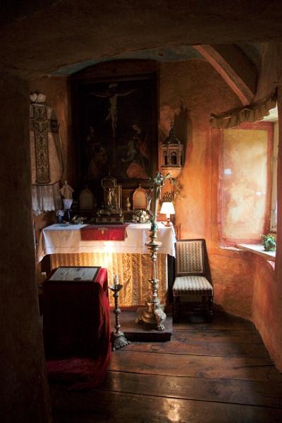 Chapel at chateaux du Bosc by cjevans4u