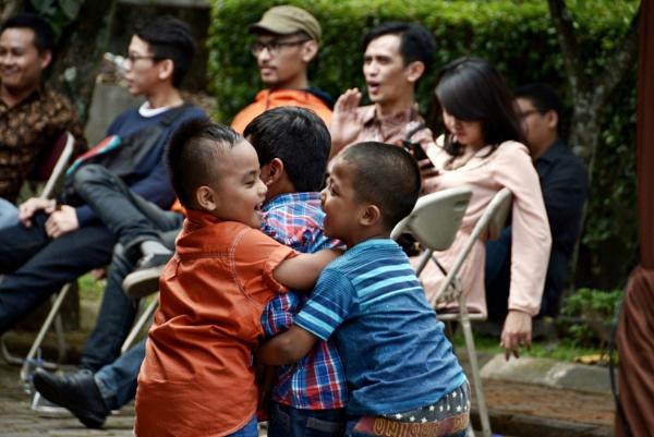 Kid being kid by pptbudi