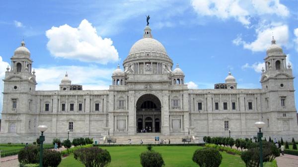 Victoria Memorial, Kolkata (Calcutta) by ujjalchhandar