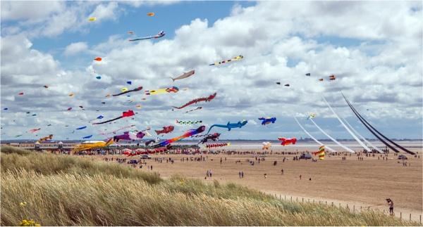 St Anne Kite Festival by Somerled7