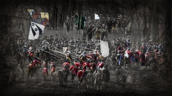 Civil War by BarryBeckham
