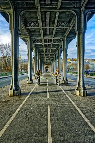Paris by JayChristianson