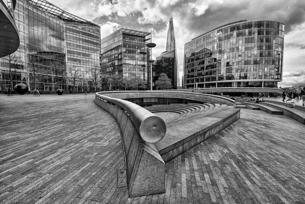 London south bank by JayChristianson