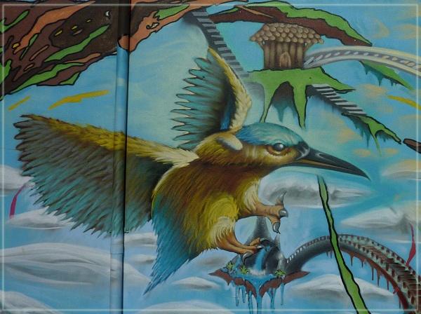 Rethymnon wall art by CarolG
